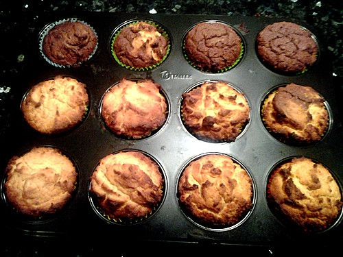 Low Carb Kokosmehl-Muffins (Rezept mit Bild) von Leni512 | Chefkoch.de (Baking Sweet Low Carb)