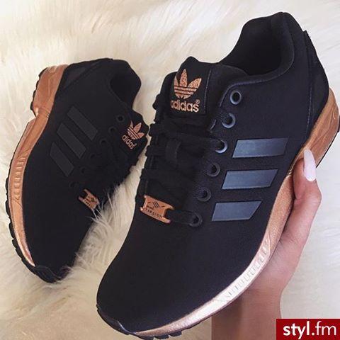 adidas schuhe schwarz rosegold