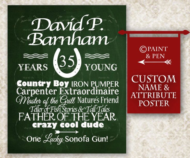 New to PAINTandPEN on Etsy: Country Boy Sign- Husband Gift- Dad Birthday- You Are Loved- Sports Lover Gift- Zodiac Sign Print- Custom Birthday Poster- Name Meaning (19.00 USD)