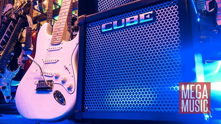 Mega Music presents a quick introduction to the mighty little Roland CUBE-20GX guitar amp. #roland #rolandcube #rolandcube20gx #guitaramplifier #amplifier