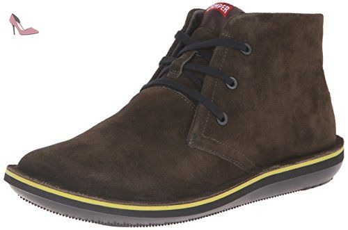 CAMPER 36530 047, Bottes pour Homme - Marron - Marron, 46 - Chaussures camper (*Partner-Link)
