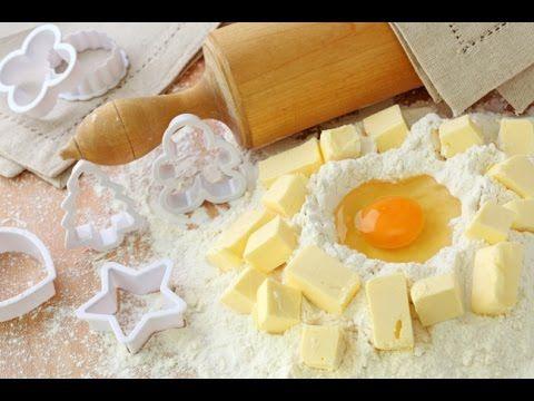 Идеальное песочное тесто. Рецепт приготовления песочного теста. - YouTube