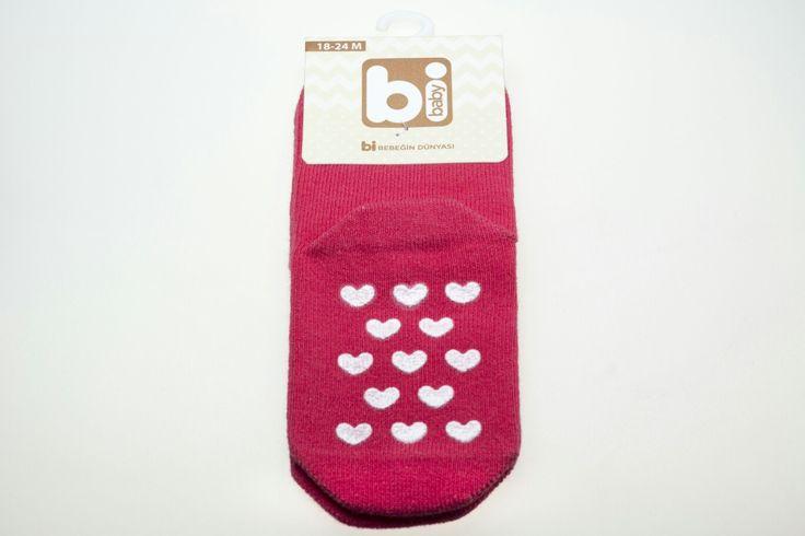 bibaby kaydirmaz bebek çorap @eafacantr