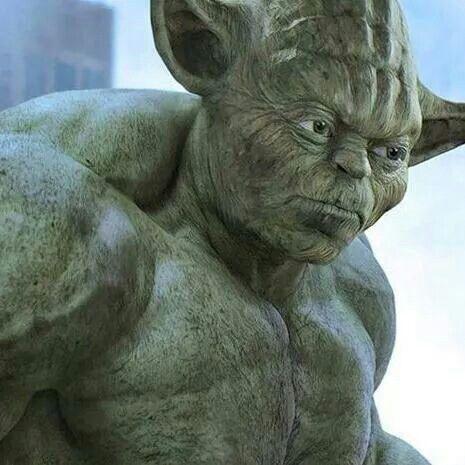 buff yoda