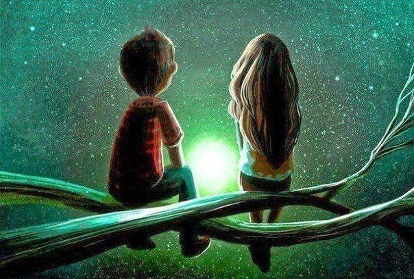 Даже тот, кто далеко, стоит рядом, если он в твоём сердце; даже тот, кто стоит рядом, далёк, если твои мысли далеки от него.   Even the one who is far away stays close if he is in your heart; even the one who stays close is far away if your dreams are far away from him.   © Вишну Пурана/ Vishnu Purana   близко [blìska] - close далеко [dalikò] - far from, it is far SOUND: www.ruspeach.com/news/7006/