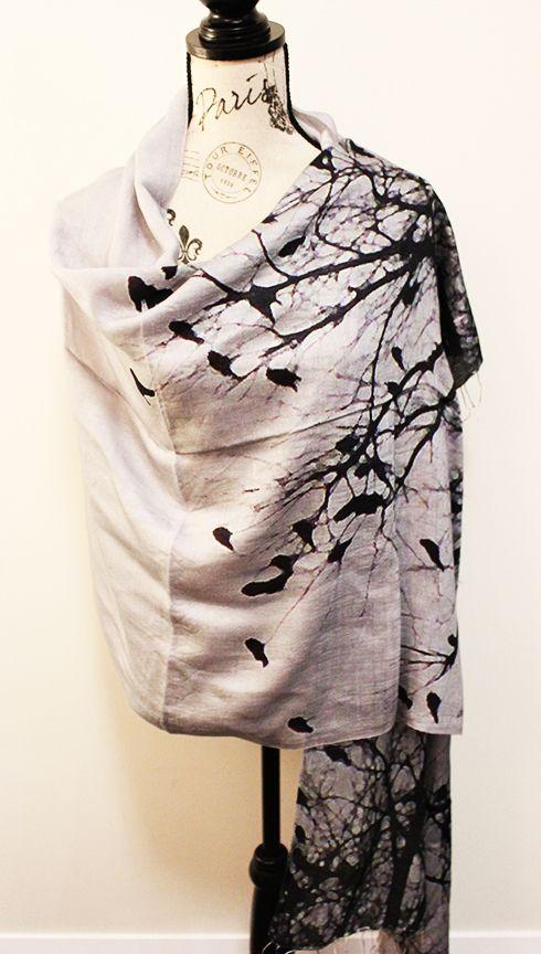 Handwoven Luxury Scarf by CHOBHI
