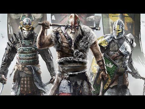 For Honor se deja ver en un nuevo gameplay con motivo de la Gamescom 2016 GamingeSports | GamingeSports