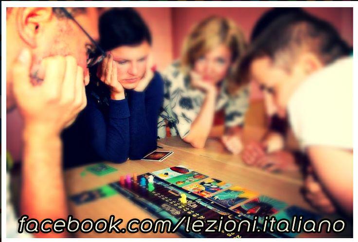 olasz nyelvtanár