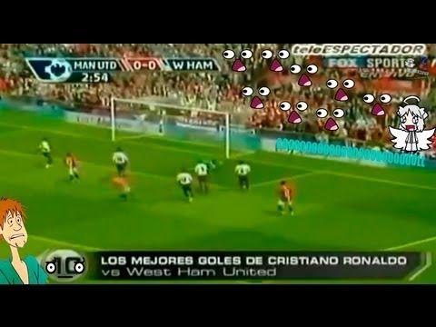 Los 10 mejores goles de cristiano ronaldo