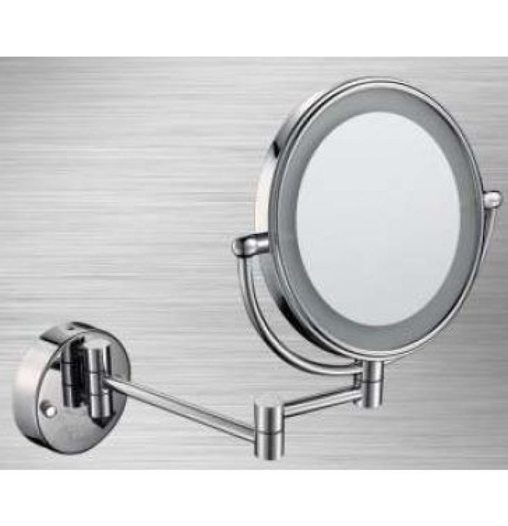 Perk Round Light Wall Mirror Of H 330 X L 270 X W 88 MM (M0010)