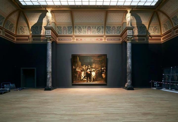 Nachtwacht Rijksmuseum