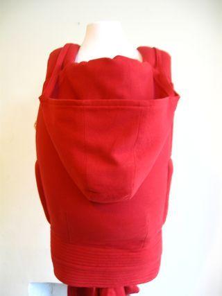 Ocah Paris toddler-size hoody, £130 #babywearing #sling