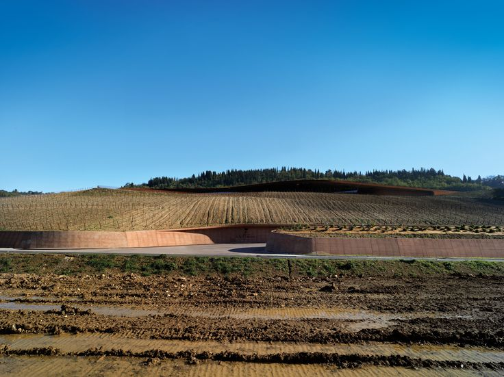 Gallery - Antinori Winery / Archea Associati - 5