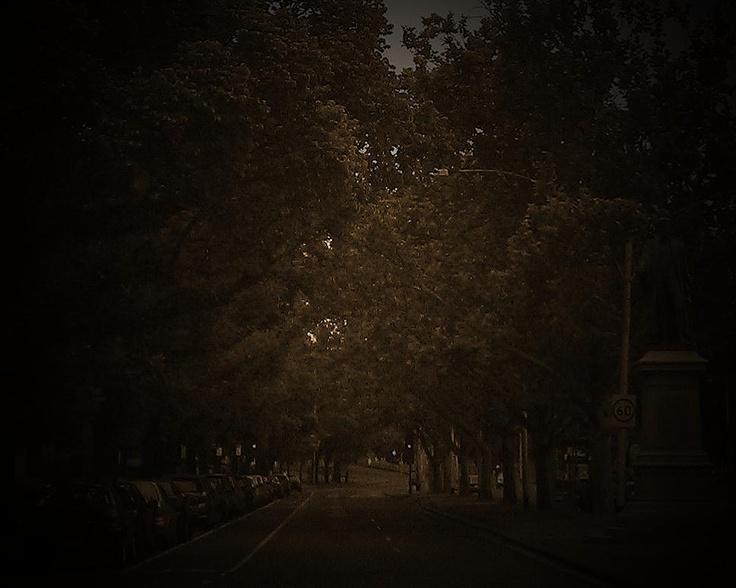 st. kilda road