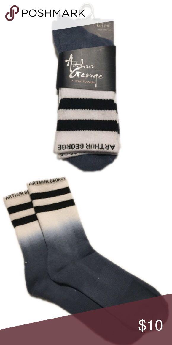 Arthur George socks by Robert Kardashian - NWT Arthur George socks by Robert Kardashian - NWT Arthur George Underwear & Socks Casual Socks