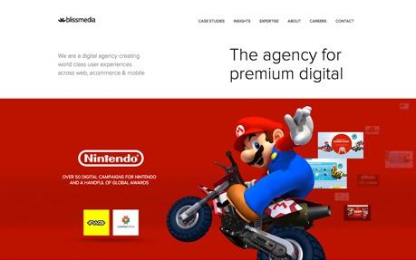 Bliss Media - Digital Agency