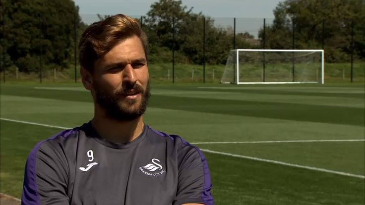 """I've always wanted to feel the sensation of playing in the #PL…"" - Fernando Llorente (oficial) explains why he made the switch to Swansea City Football Club"