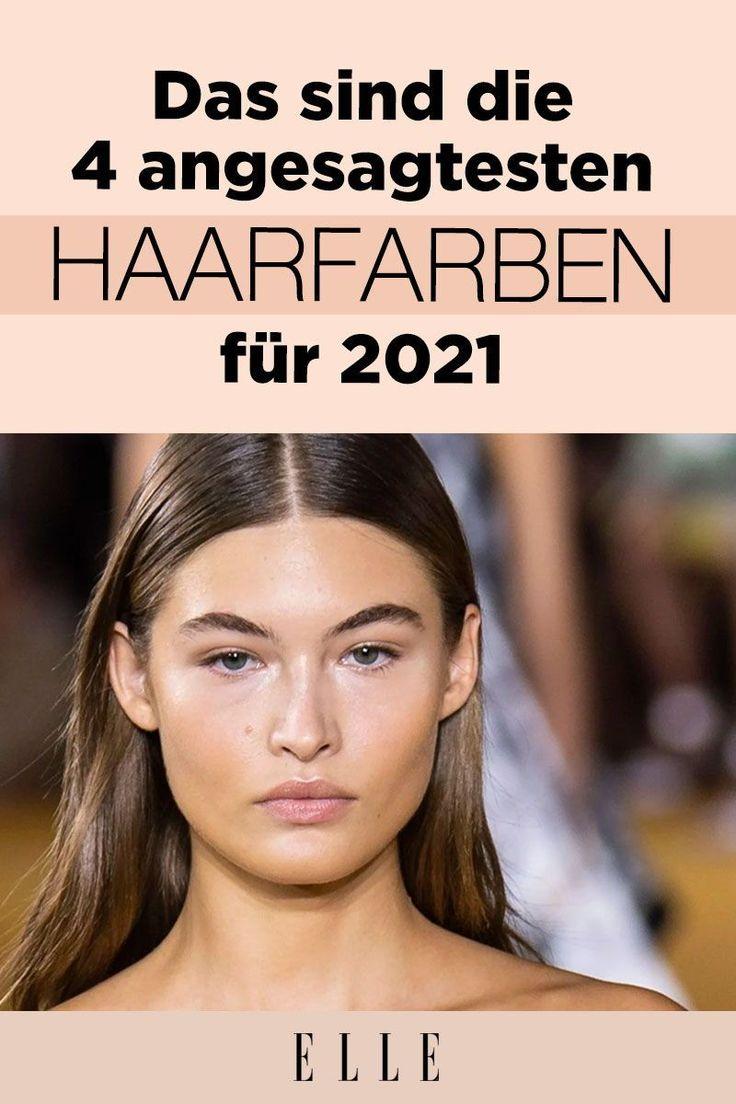 Haar-Trends: Das sind die angesagtesten Haarfarben für ...