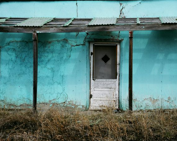Adobe house photo turquoise old by miriamhamsa for Adobe home builders california