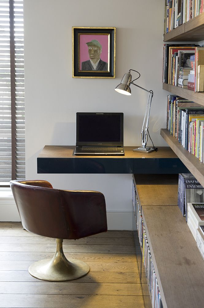 25 best ideas about garage office on pinterest garage for Small office in garage