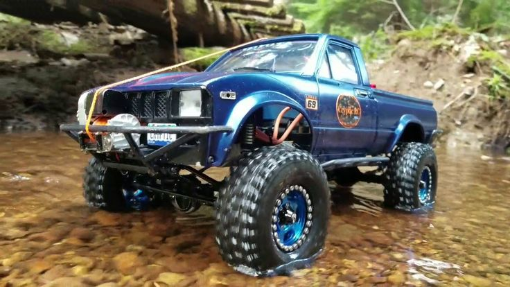 Traction Hobby Jeep Founder / Rc4wd tf2 /lc70 Rc Adventure