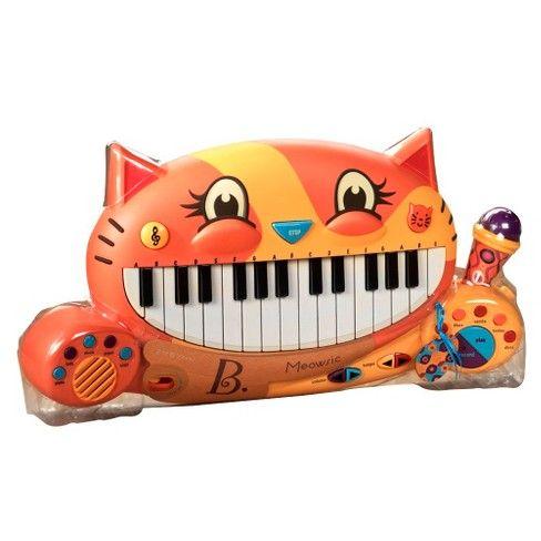 B  toys Meowsic Keyboard   Oyun odaları   Oyun odaları ve Oyun
