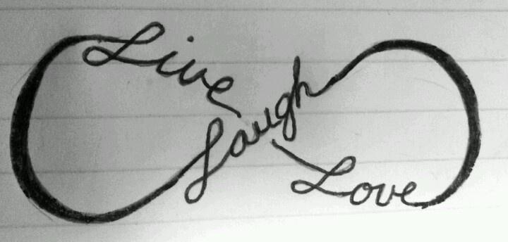 Live Laugh Love Symbols