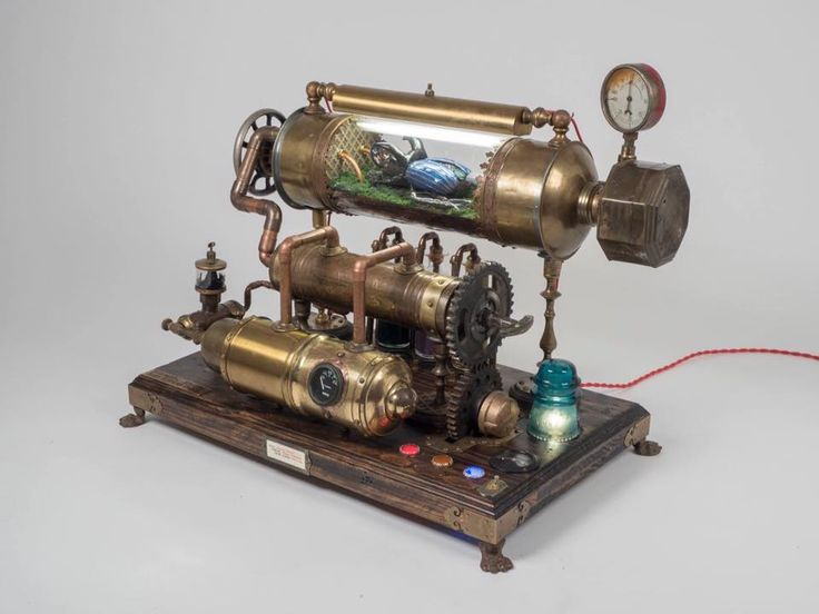 282 best images about steampunk stuff on pinterest steam for Industrial punk design