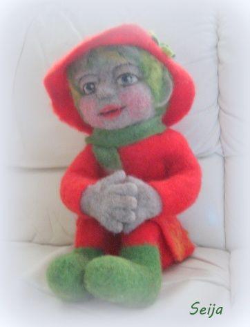 Helmi Ilona syntynyt helmikuussa 2009