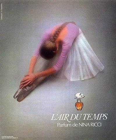 L'Air du Temps by David Hamilton
