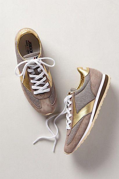 Vanguard Sneakers - anthropologie.com