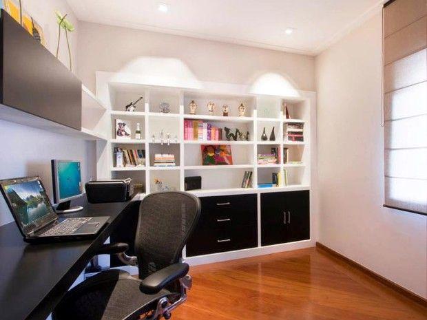 7 boas ideias de escritórios em casa