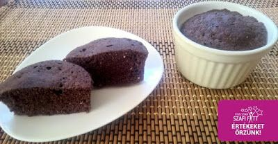 Paleo csokis mikrós sütemény        Gluténmentes mikrós süti     Akinek nem fér bele a mikró az életébe, az a recept végén találja a mikrómentes változatot! :)  Hozzávalók (3 nagyméretű muffinhoz):     55 g Szafi Fitt étcsokis muffin keverék(Szafi Fitt étcsokoládés muffin keveré