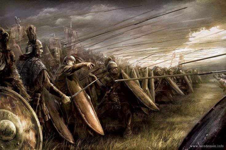 Roman Legion Wallpaper | King Pyrrhus invades Italy. Learns not to mess with Romans.