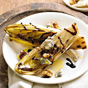 Grilled Endive | Recipe