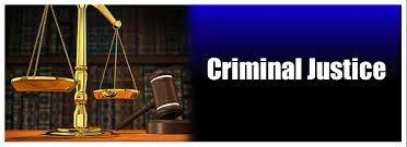 Criminal Justice 4 days sale