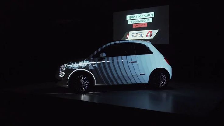FIAT 500 | Car mapping (short) on Vimeo