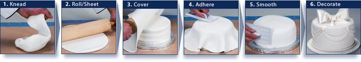 SATIN ICE Rolled Fondant Icing for Cakes and Cake Decorating LOTS OF HOW TO TUTORIALS ON THE SITE.
