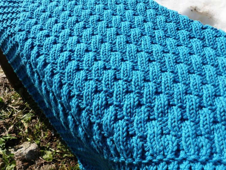 456 Best Knitted Baby Blankets Images On Pinterest Knitting