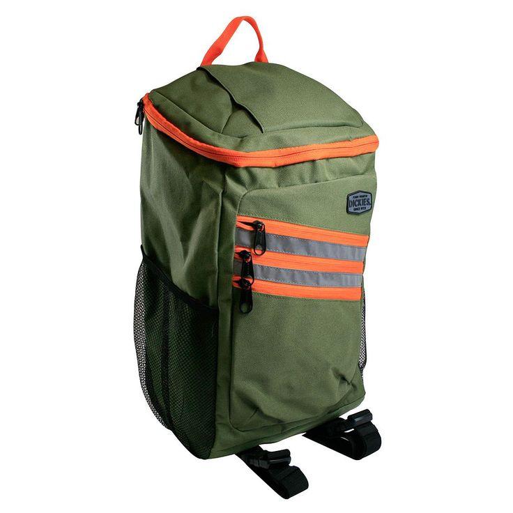Dickies 17-inch Laptop Trooper Backpack, Green