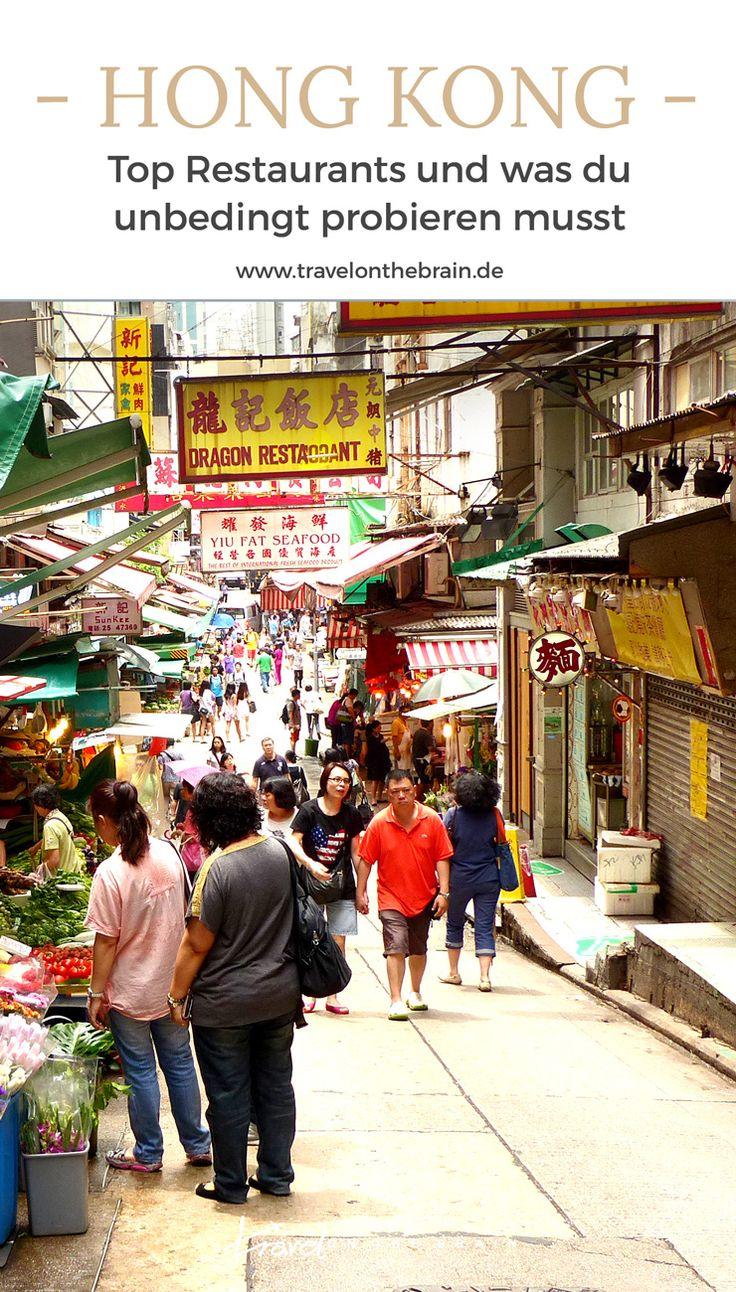 Hong Kongs Top Restaurants und was du unbedingt probieren musst