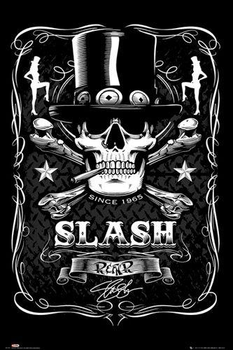 Poster SLASH - Label