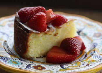 Lemon Ricotta Cake – Italian Food Forever