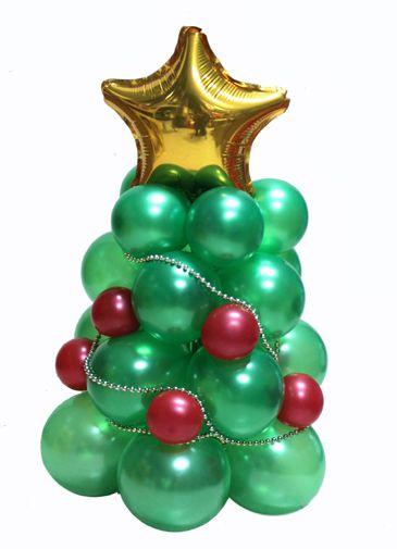 M s de 1000 ideas sobre rbol de globos en pinterest - Bombas para decorar ...