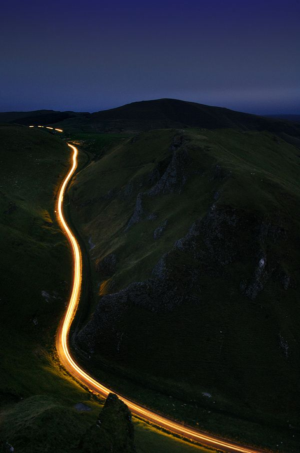 night scene photography
