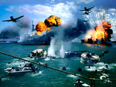 Pearl Harbor Under Attack | Under Attack! « Body & Soul Nutrition