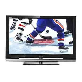 """Sony Bravia® W-Series 40"""" LCD High Definition Television"""