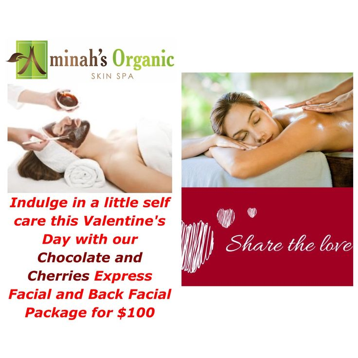 We believe that everyday is valentine's so take care of