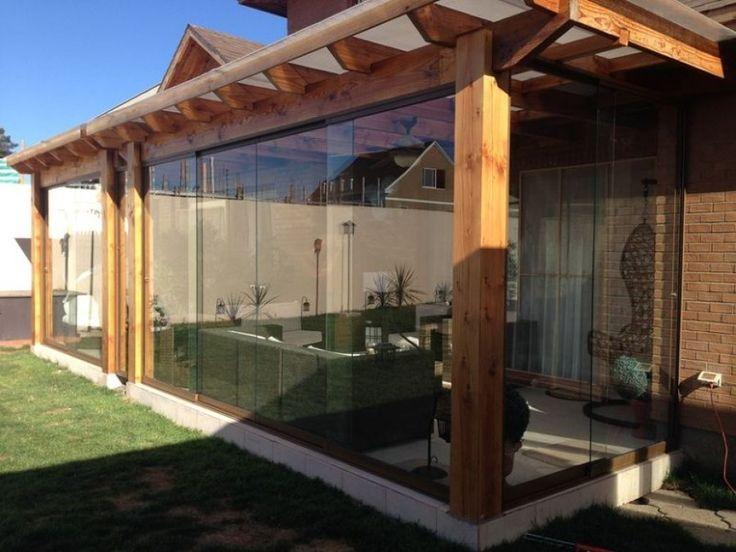 67 mejores im genes sobre patio quincho en pinterest for Construccion de casas en terrazas