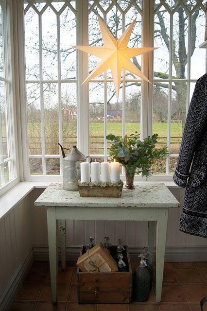 Lantliv i Norregård: Advent